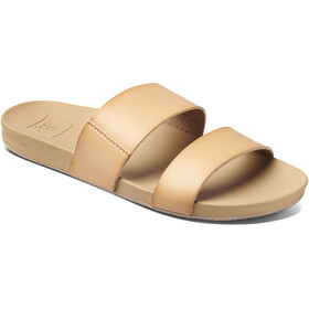 Reef Cushion Bounce Vista Slides Women, natural